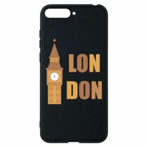 Phone case for Huawei Y6 2018 London