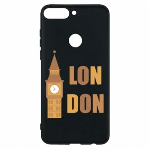Phone case for Huawei Y7 Prime 2018 London