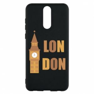 Phone case for Huawei Mate 10 Lite London