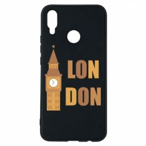 Phone case for Huawei P Smart Plus London