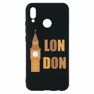 Phone case for Huawei P20 Lite London