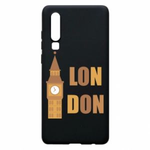 Phone case for Huawei P30 London