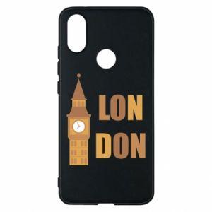 Phone case for Xiaomi Mi A2 London