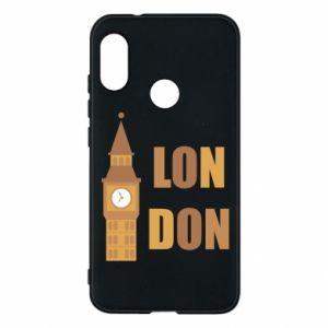 Phone case for Mi A2 Lite London