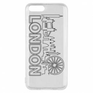 Etui na Xiaomi Mi6 London