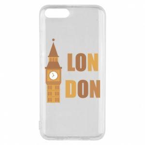Phone case for Xiaomi Mi6 London