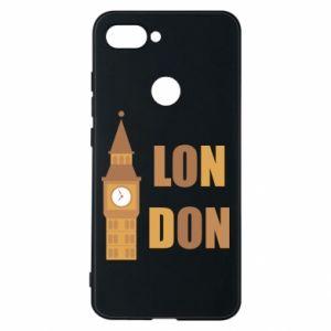 Phone case for Xiaomi Mi8 Lite London