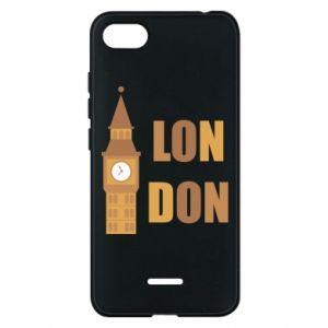 Phone case for Xiaomi Redmi 6A London