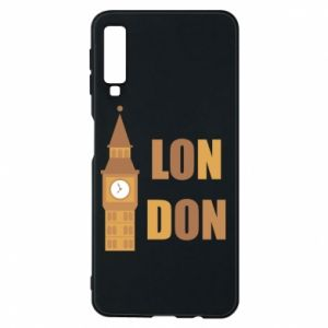 Phone case for Samsung A7 2018 London