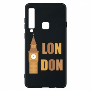 Phone case for Samsung A9 2018 London