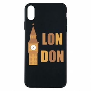 Phone case for iPhone Xs Max London