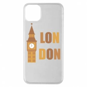 Phone case for iPhone 11 Pro Max London