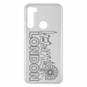 Xiaomi Redmi Note 8 Case London