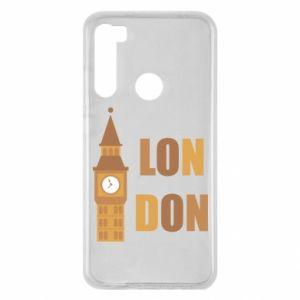 Etui na Xiaomi Redmi Note 8 London