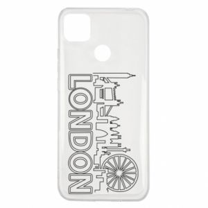 Xiaomi Redmi 9c Case London