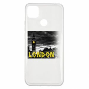 Etui na Xiaomi Redmi 9c London