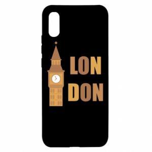 Etui na Xiaomi Redmi 9a London