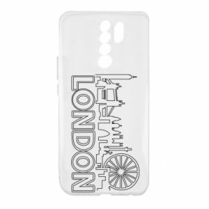 Xiaomi Redmi 9 Case London