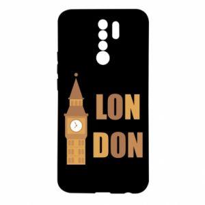 Etui na Xiaomi Redmi 9 London