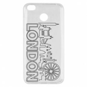 Xiaomi Redmi 4X Case London