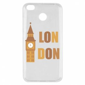 Etui na Xiaomi Redmi 4X London