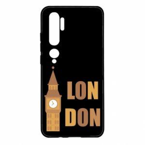 Etui na Xiaomi Mi Note 10 London