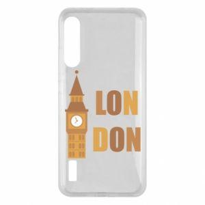 Etui na Xiaomi Mi A3 London