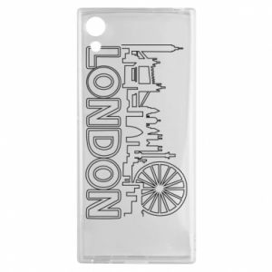 Sony Xperia XA1 Case London