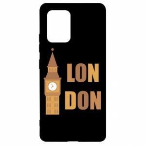 Etui na Samsung S10 Lite London