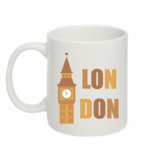 Kubek 330ml London - PrintSalon