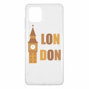 Etui na Samsung Note 10 Lite London
