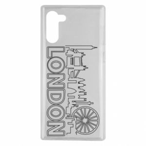 Samsung Note 10 Case London