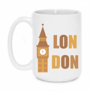 Kubek 450ml London - PrintSalon