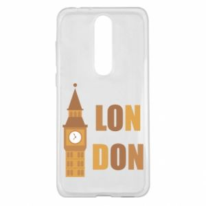 Etui na Nokia 5.1 Plus London