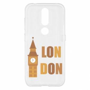 Etui na Nokia 4.2 London