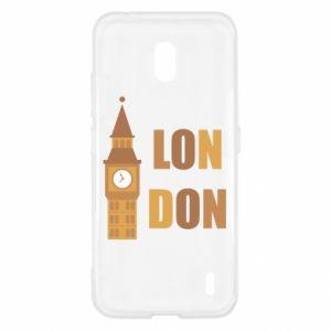 Etui na Nokia 2.2 London