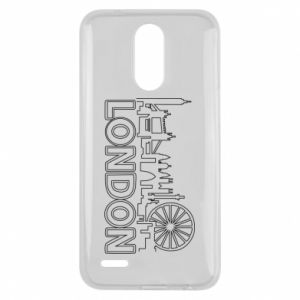 Lg K10 2017 Case London