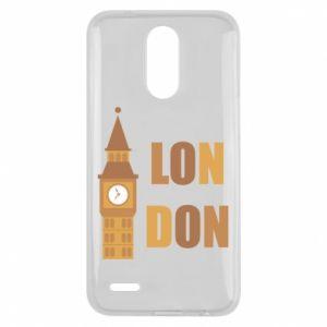 Etui na Lg K10 2017 London