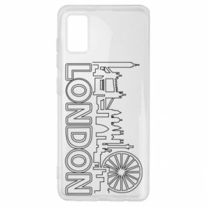 Samsung A41 Case London