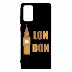 Etui na Samsung Note 20 London