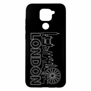 Xiaomi Redmi Note 9 / Redmi 10X case % print% London