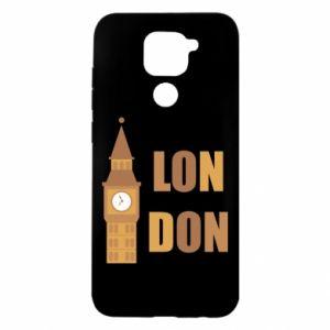 Etui na Xiaomi Redmi Note 9/Redmi 10X London