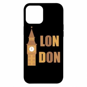 Etui na iPhone 12 Pro Max London