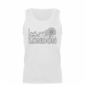 Męska koszulka London