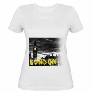 Koszulka damska London