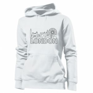 Women's hoodies London
