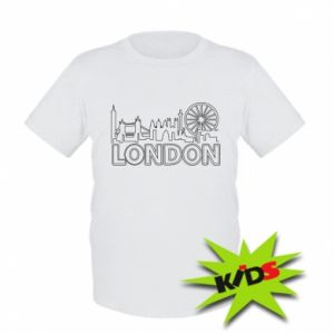 Kids T-shirt London