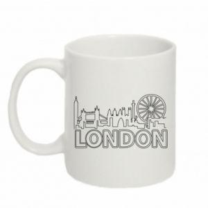 Kubek 330ml London