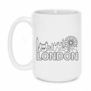 Kubek 450ml London