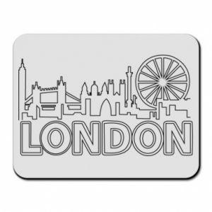 Podkładka pod mysz London